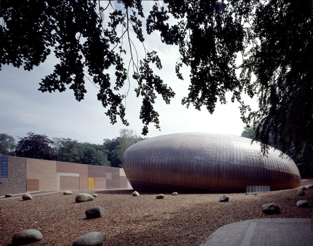ARCH21, Mecanoo, NHM, 1999-2000