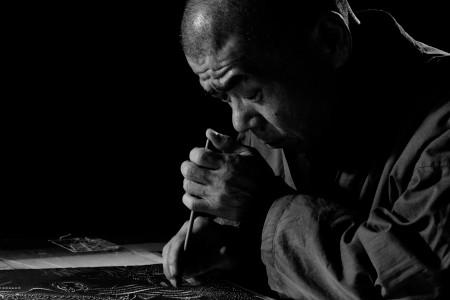 NISHIMURA YUZEN-CHOKOKU_Craftman