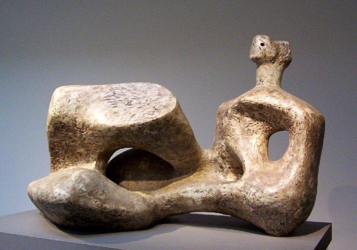 Henry Moore At Zentrum Paul Klee