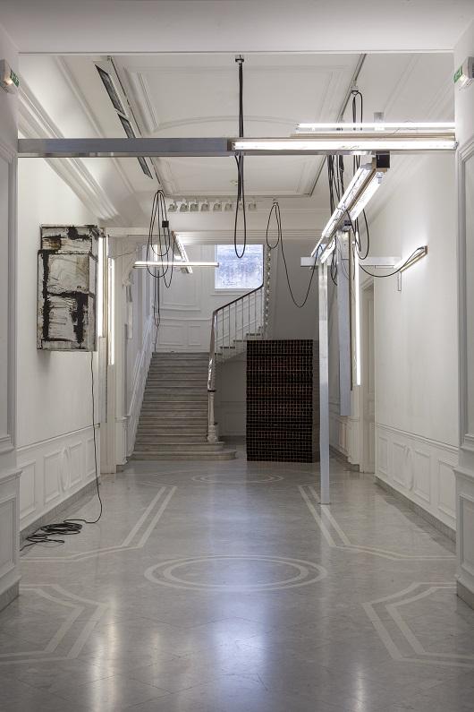 pedro cabrita reis at h tel des arts toulon. Black Bedroom Furniture Sets. Home Design Ideas