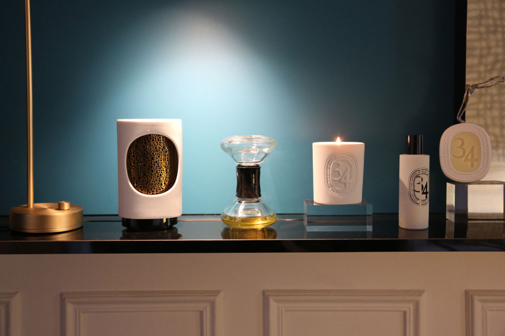 Diptyque Paris The Art Of Home Fragrances