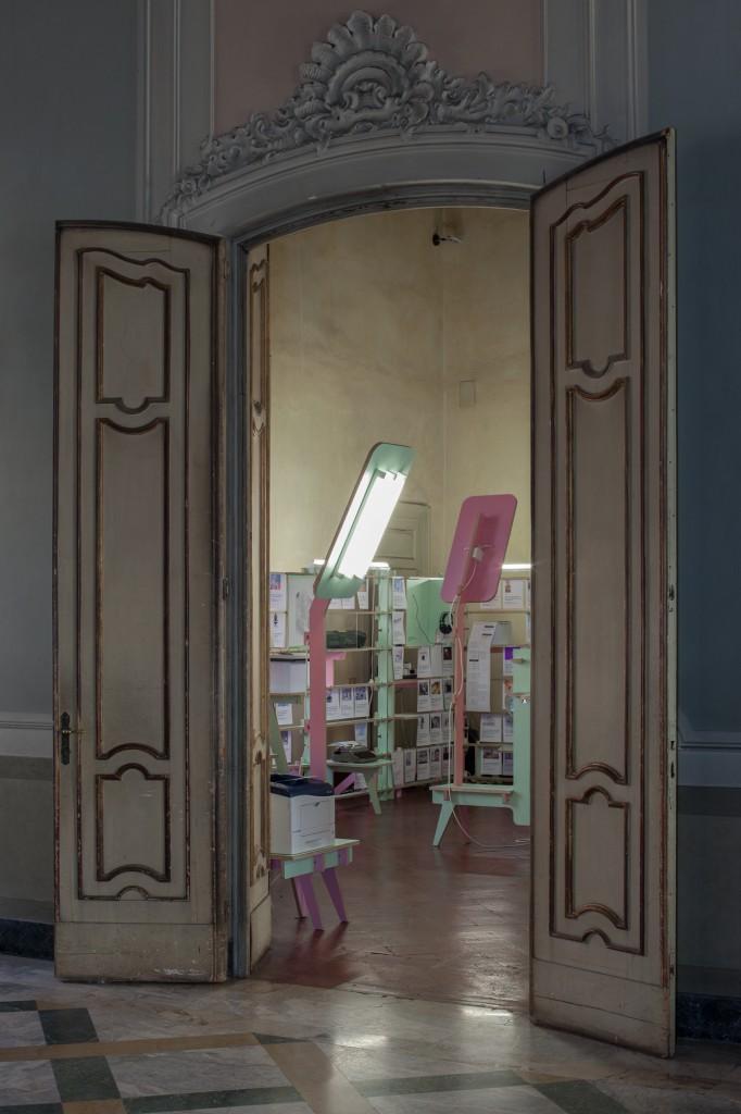 PROOFFLab Magazine at Salone del Mobile 2015 - Photo by Lonneke van der Palen 3