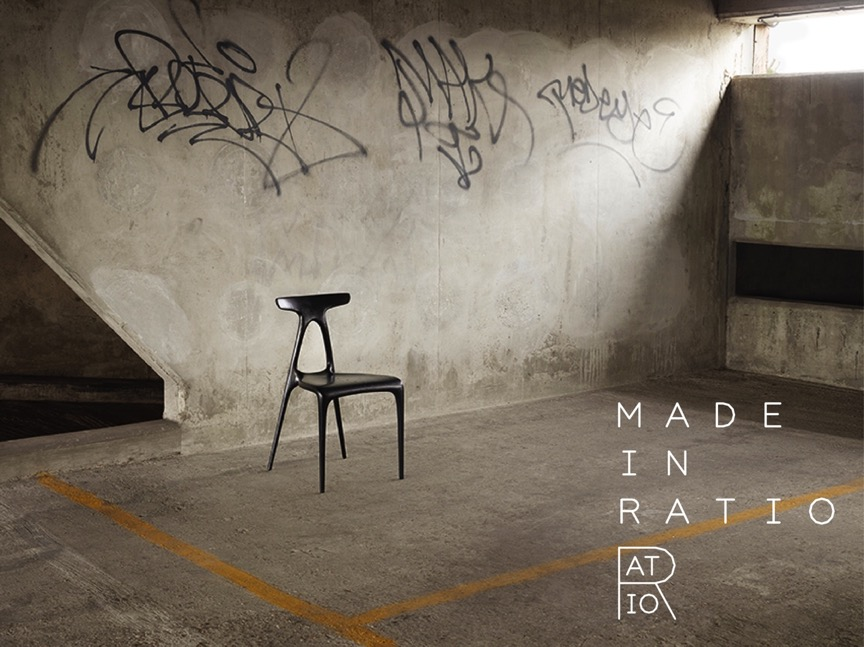 Made in Ratio by Brodie Neill_FuoriSalone Milan 2015