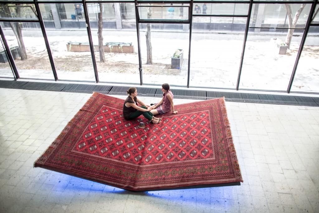 Museum of Modern Art warsaw / Slavs and Tartars