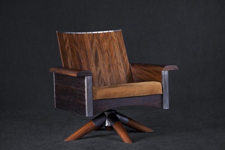 Sergio Swivel Chair 01