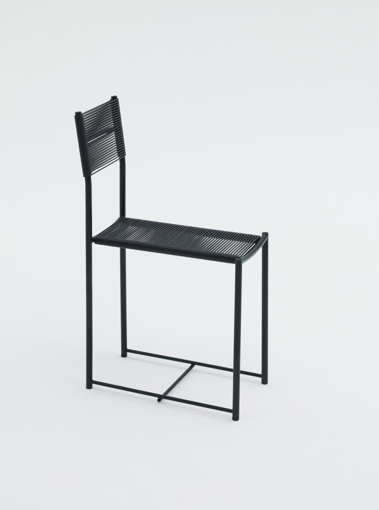 fine, edition of 7, Spaghetti Chair Limited Edition by Alfredo Häberli for Alias