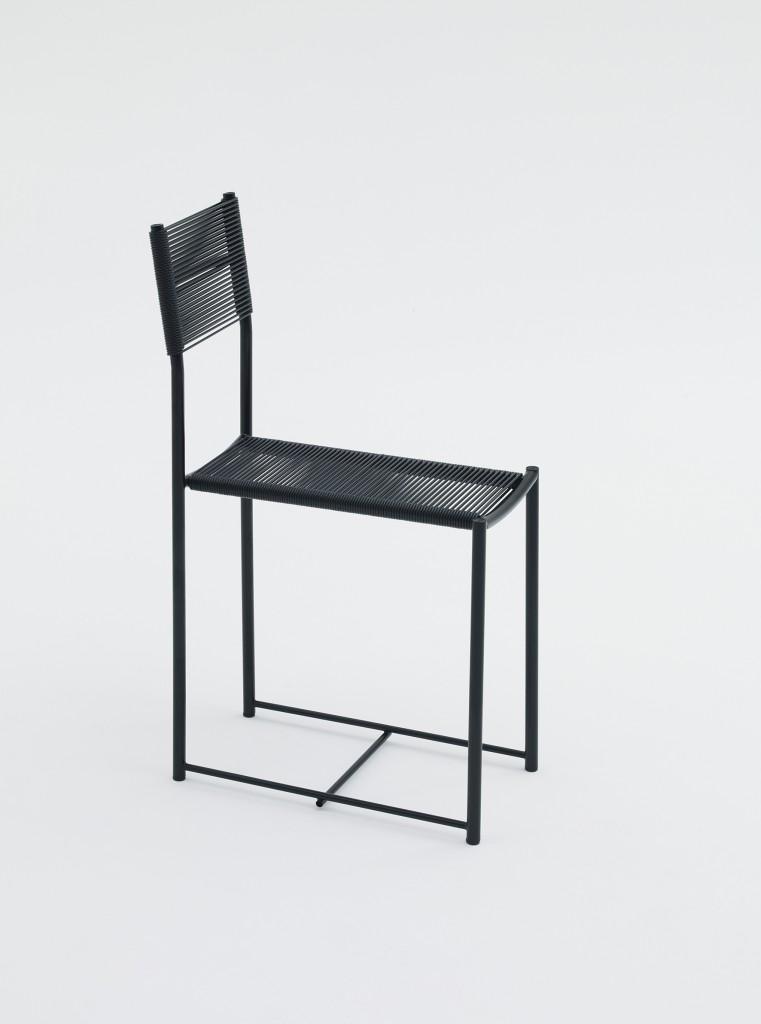 fine, edition of 7, Spaghetti Chair Limited Edition by Alfredo Häberli for Alias