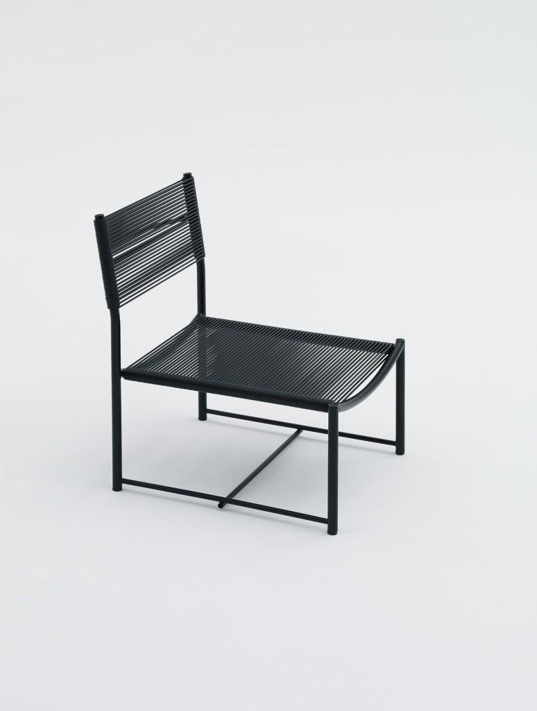Fondamentale, edition of 7, Spaghetti Chair Limited Edition by Alfredo Häberli for Alias
