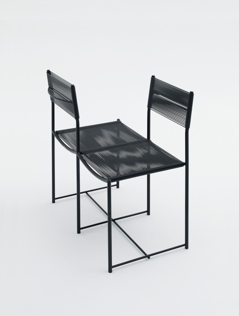 viceversa, edition of 7, Spaghetti Chair Limited Edition by Alfredo Häberli for Alias