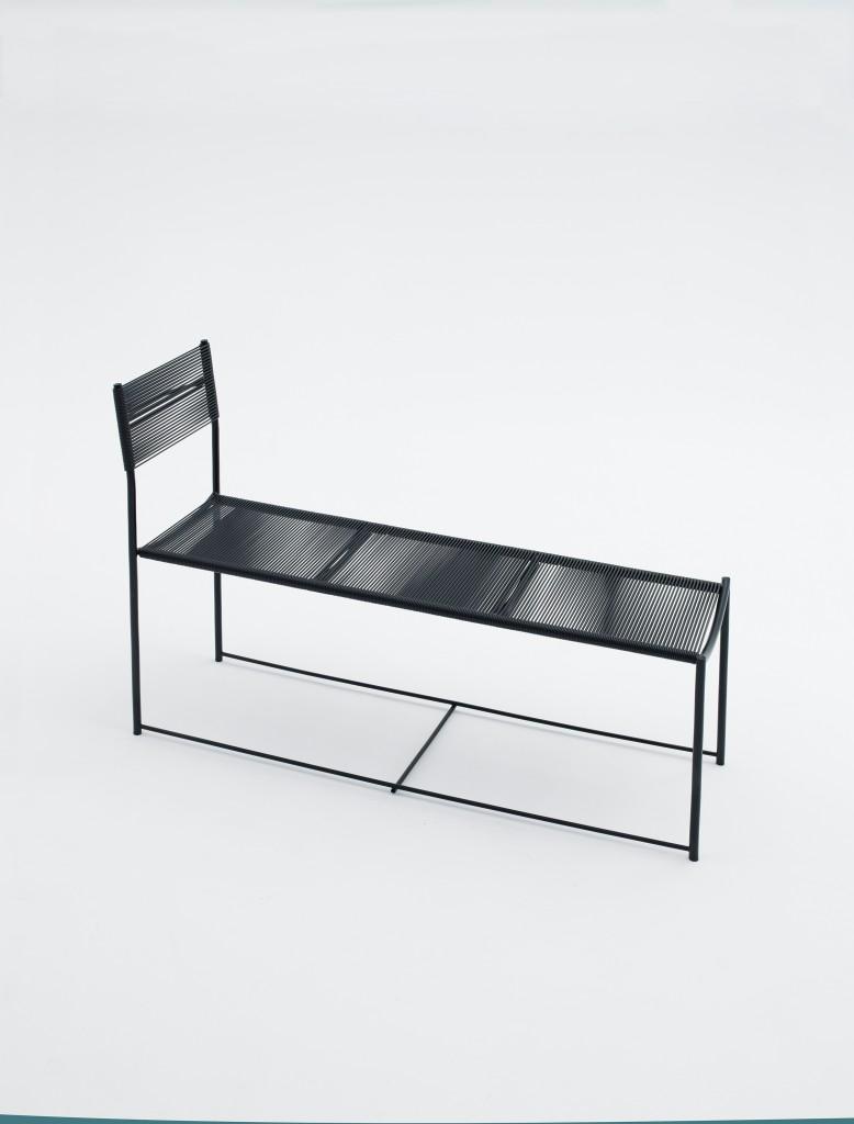 dilatata, edition of 7, Spaghetti Chair Limited Edition by Alfredo Häberli for Alias