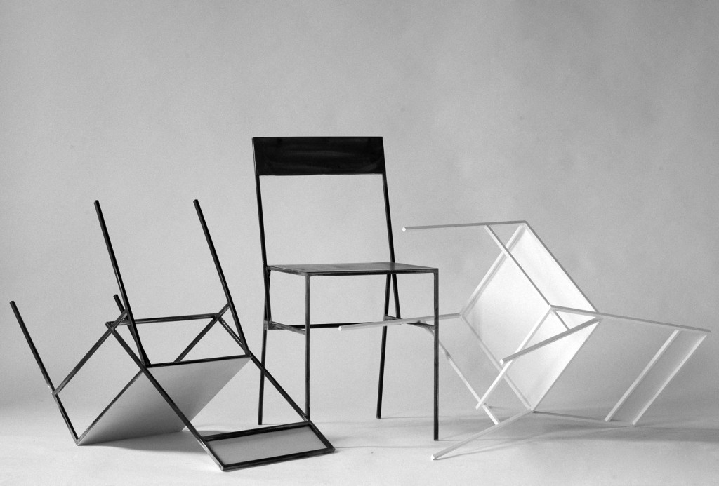 Atelier 365 Wood And Metal Furniture By Laura Greindl