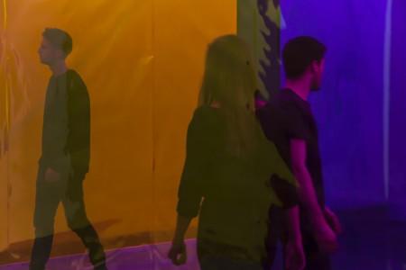 Olafur Eliasson Seu corpo da obra (Your body of work), 2011 Test at Studio Olafur Eliasson, 2015 © 2015 Olafur Eliasson Photographer: María del Pilar García Ayensa / Studio Olafur Eliasson