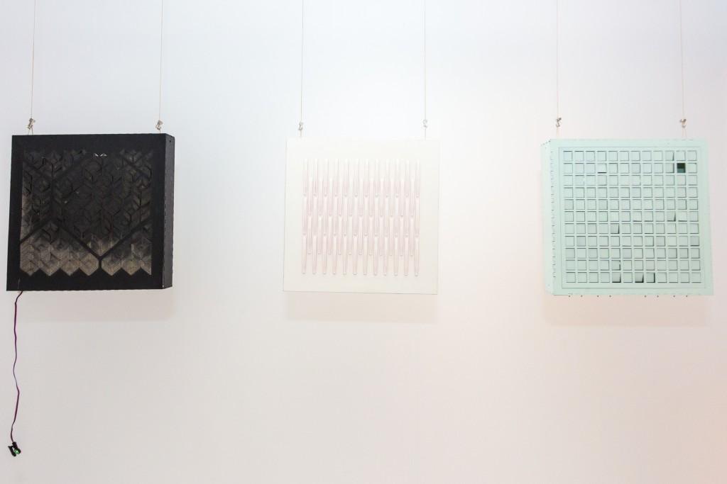 Bio Mirror by Alissa van Asseldonk, Nienke Bongers & Bin Yu, Design Academy Eindhoven & Eindhoven University of Technology