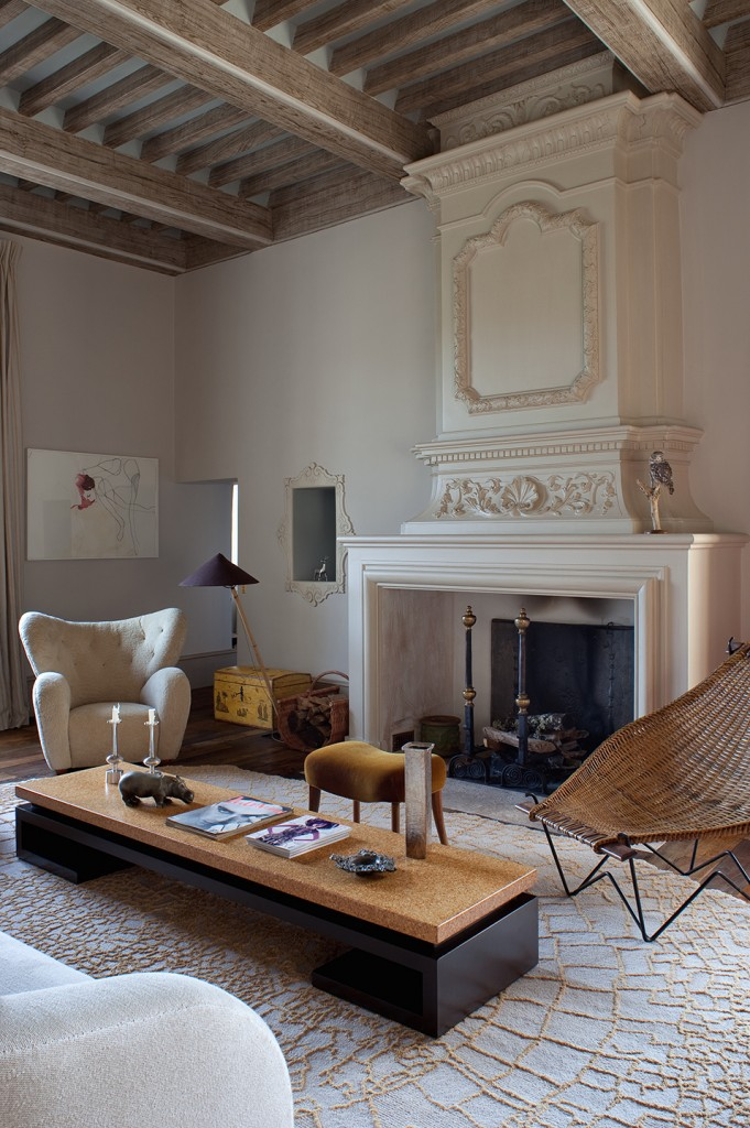 Pierre yovanovitch ultra modern attitude tlmagazine for Hotel design bourgogne