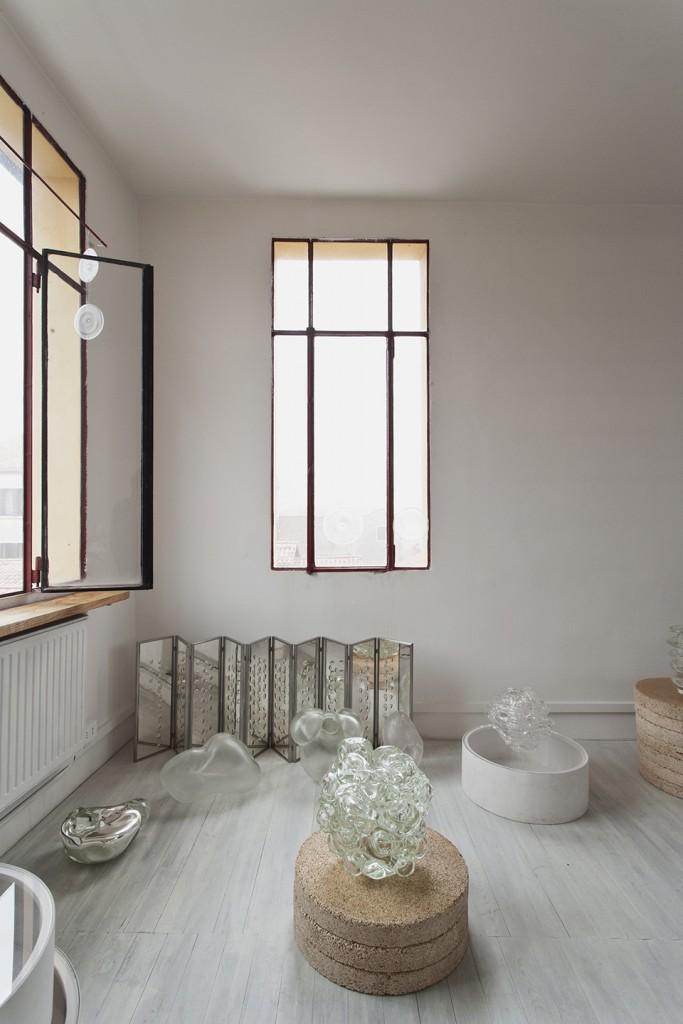 Ritsue Mishima Studio. Venice, Italy.