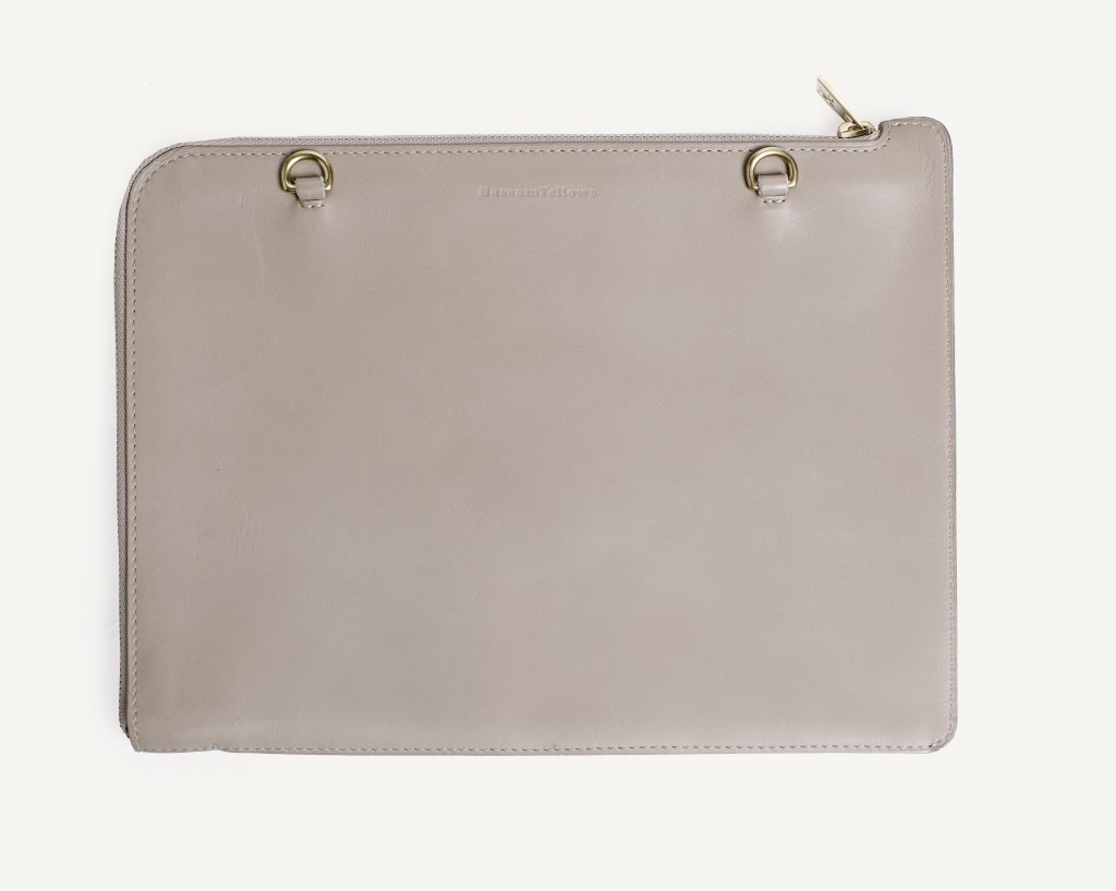 BassamFellows Medium Envelope Grey-Beige, credit JOSHUA JORDAN