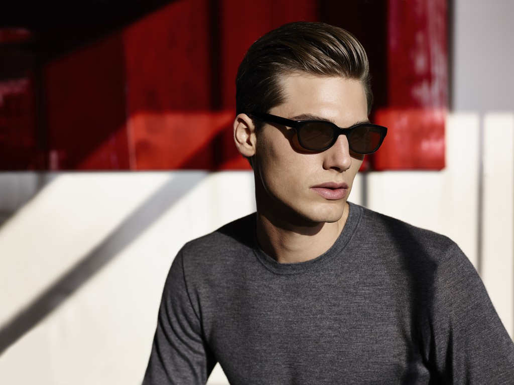 BassamFellows Men's Scott sunglasses, credit FRANCOIS DISCHINGER