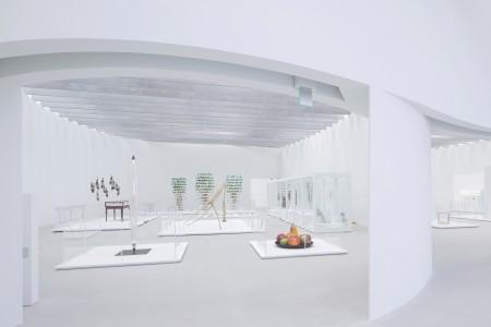 Corning Glass Museum, New York, USA.