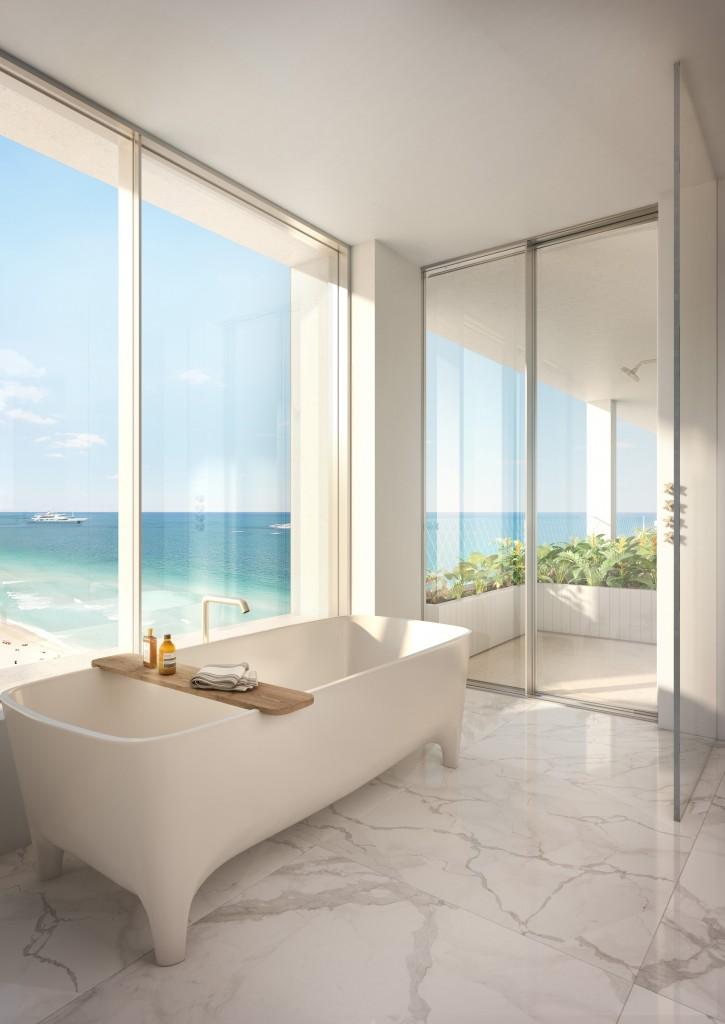 Fasano Shore Club Master Bathroom