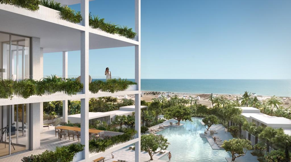 Fasano Shore Club SE Balcony