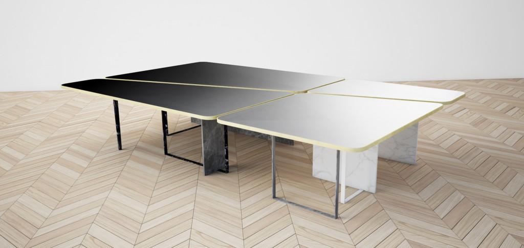 Isabelle Stanislas. Table.