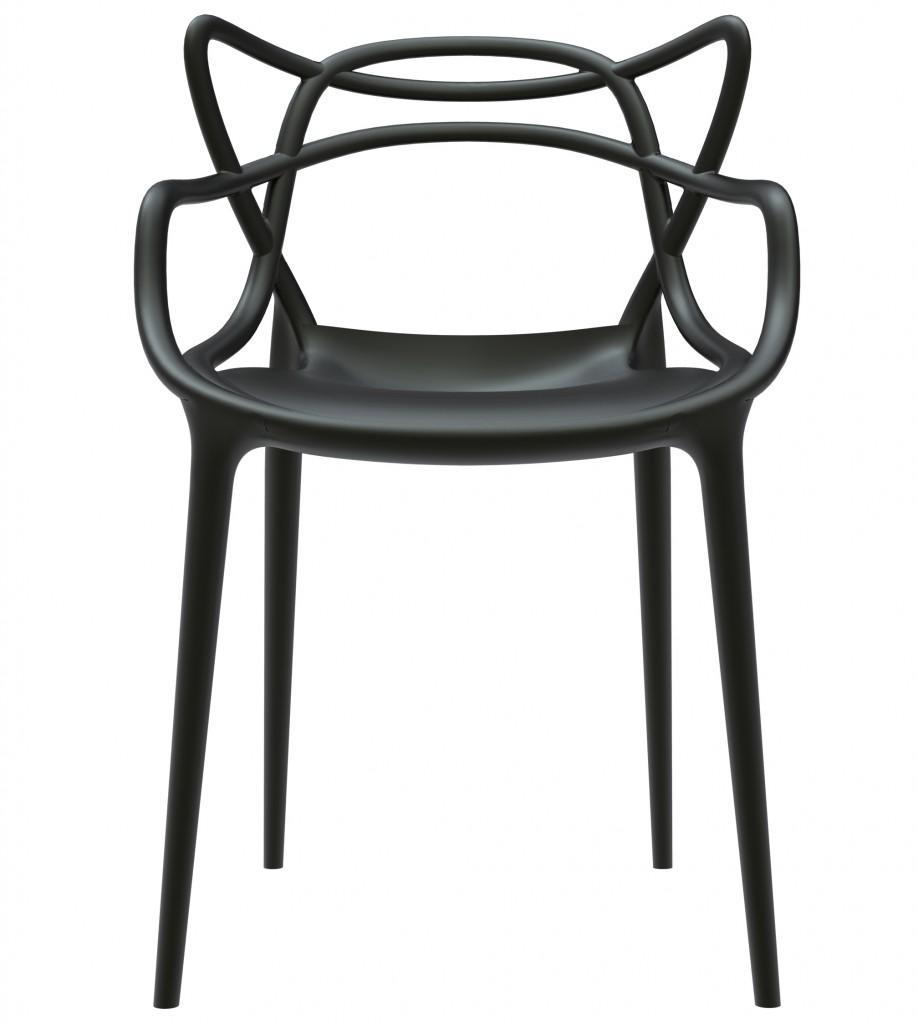 Masters chair for Kartell (2009). Copyright Kartell.