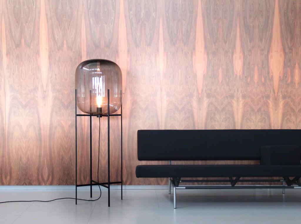 'Ovo' lamp for Pulpo.