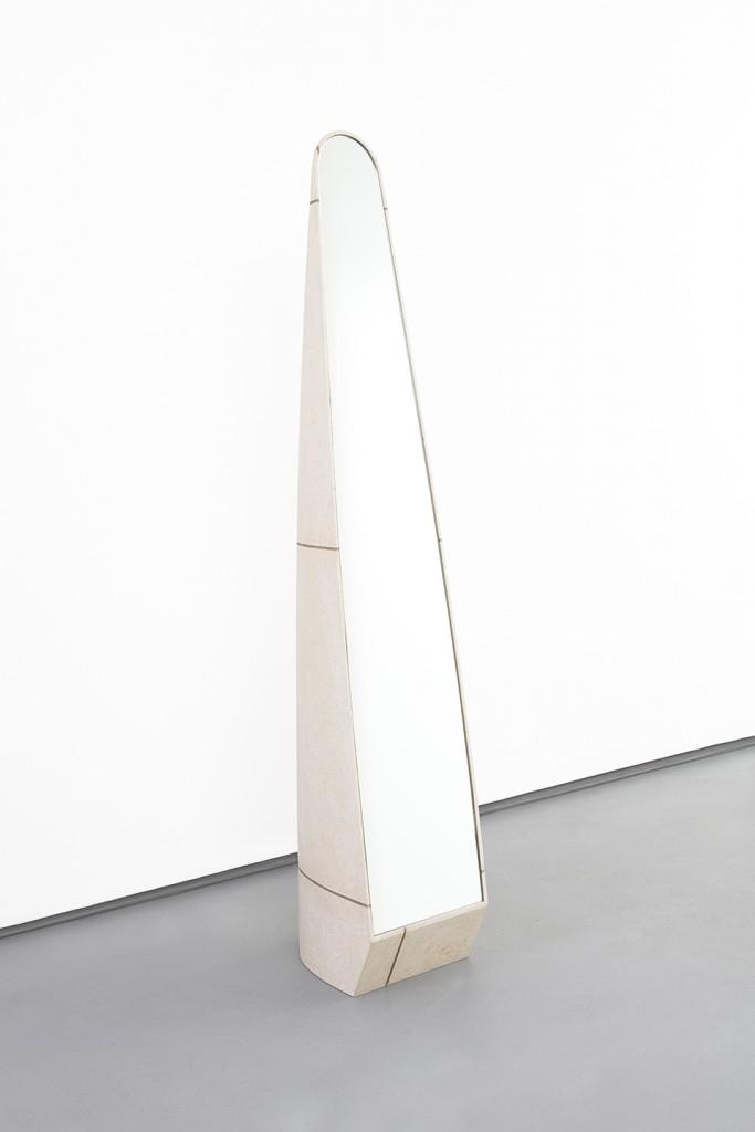 Robert Stadler: PDT Mirror. Carpenters Workshop Gallery.
