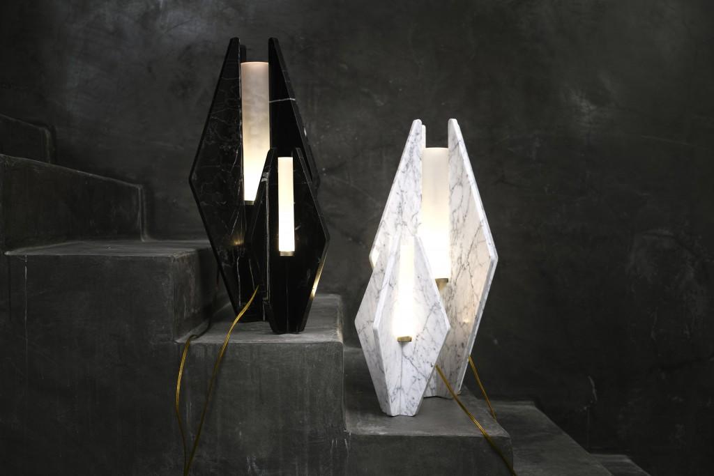 Niko Koronis Lamps, Art Factum Gallery