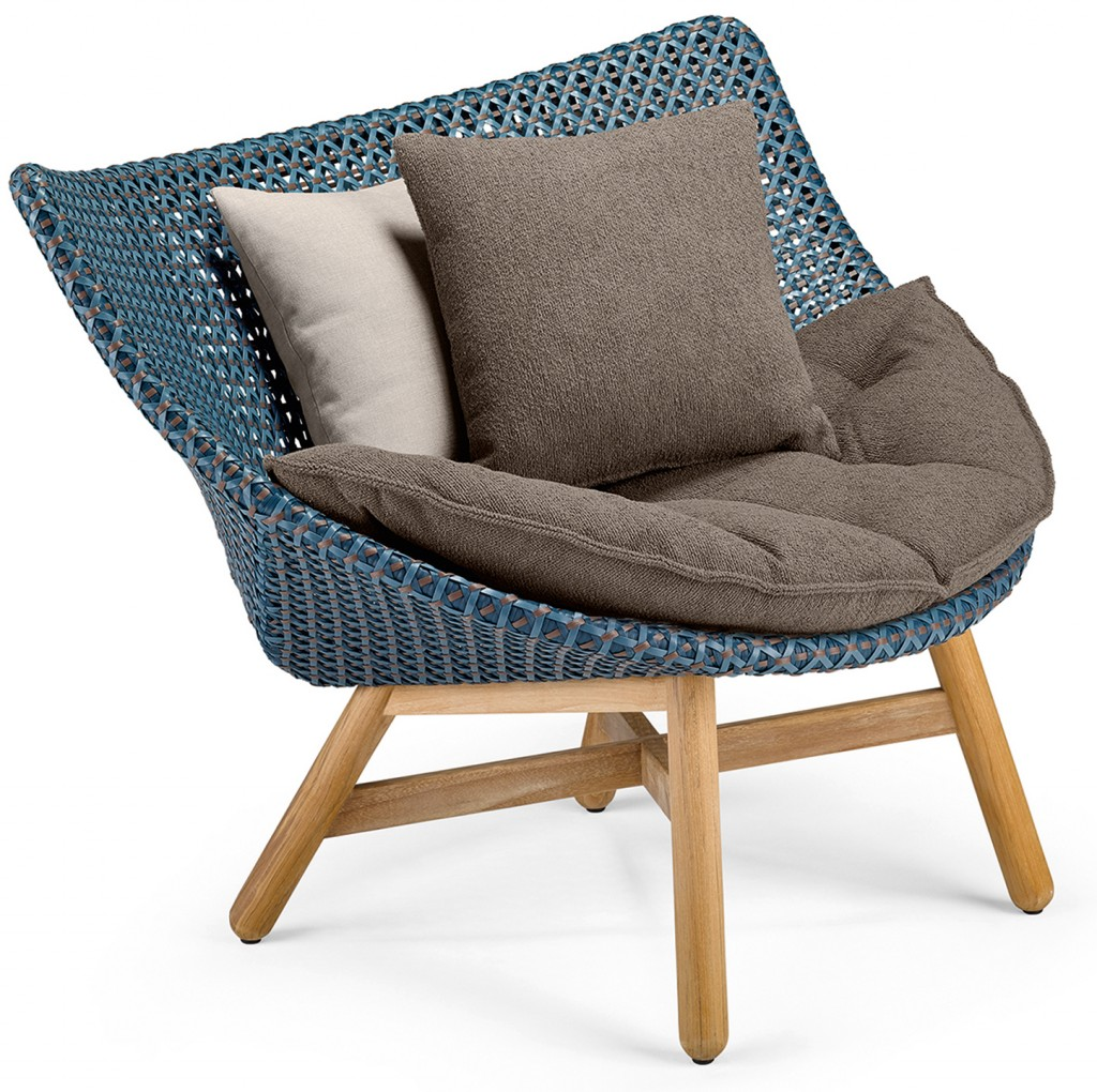 Dedon Rocking Chairs for Outdoors – TLmagazine