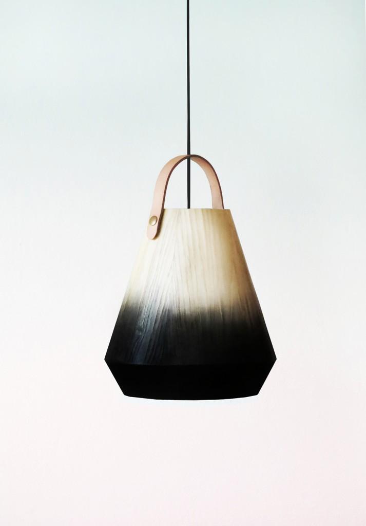 Jonas Edvard: Konkret lamp. Copyright Jonas Edvard.