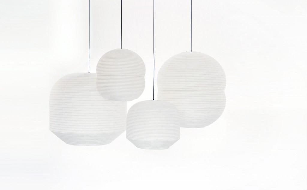 Hotaru Lamps for Ozeki.