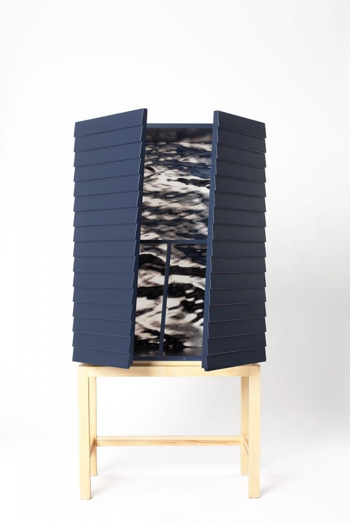 Atelier Ryberg: Eka Cabinet (2012).