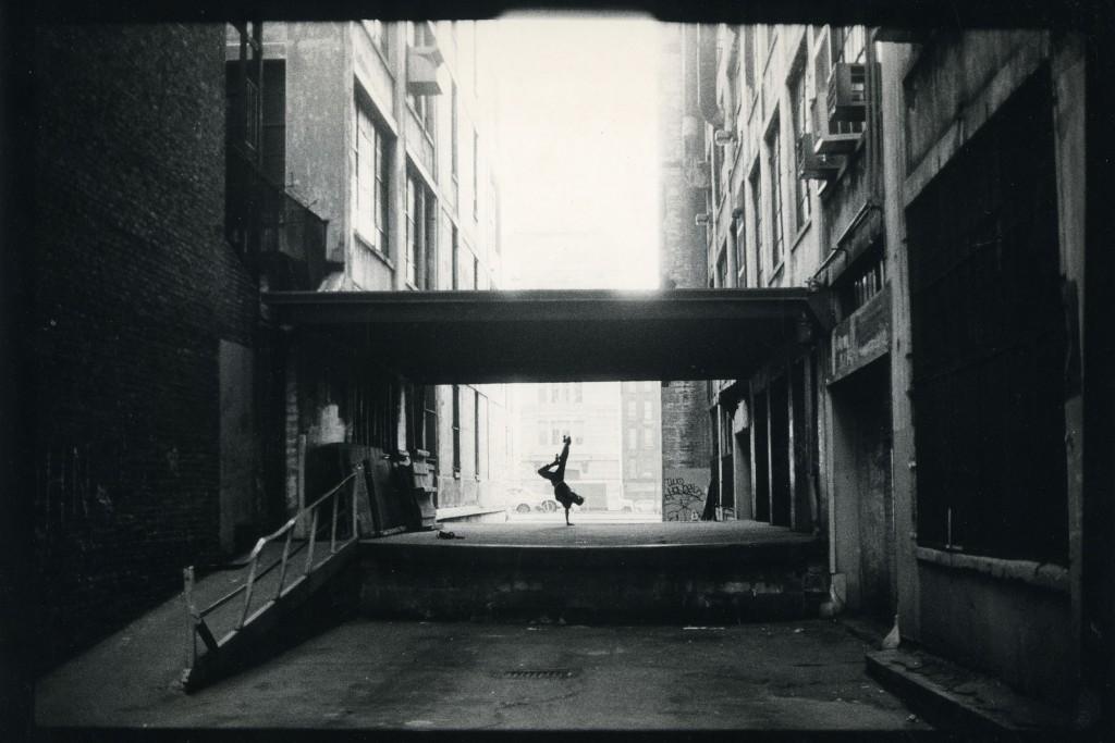 New York. Photo Jessica Bard, circa 1980.