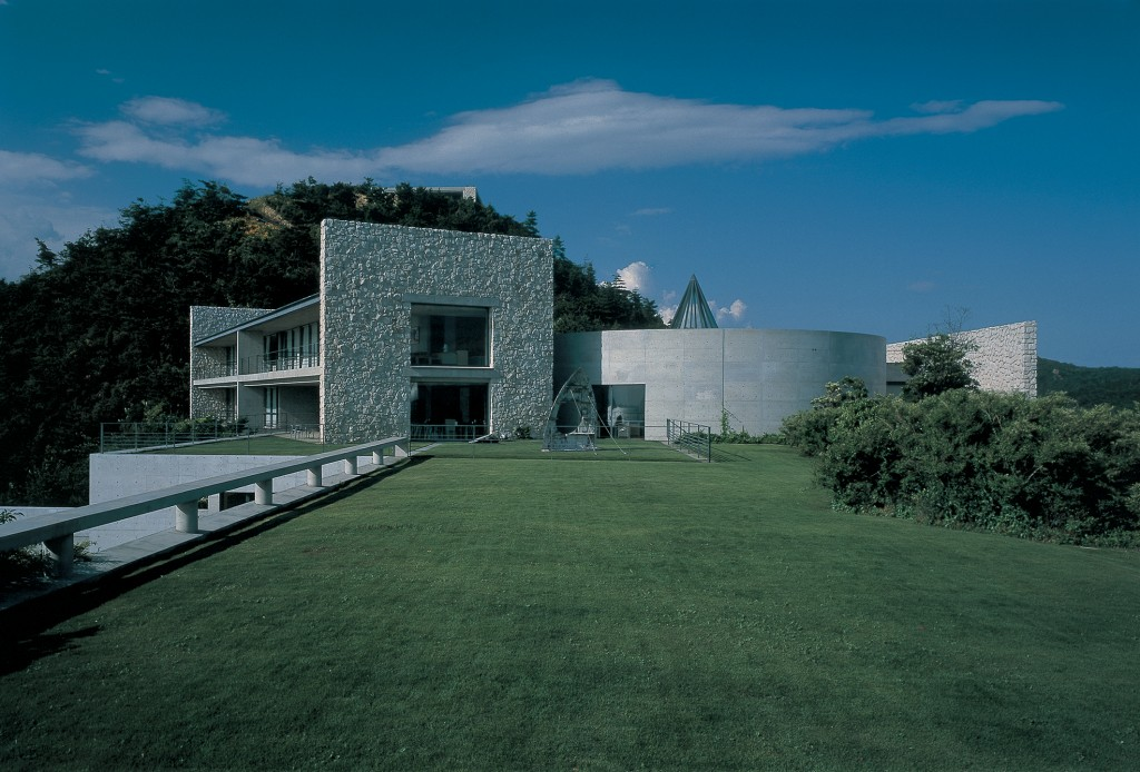 Benesse House. Photo Tadasu Yamamoto.