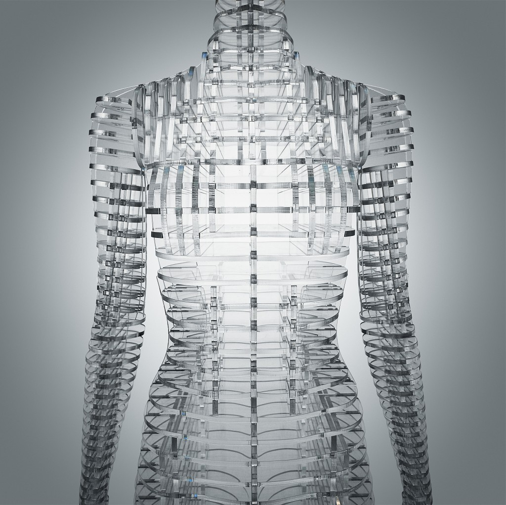 Transparent Body Installation