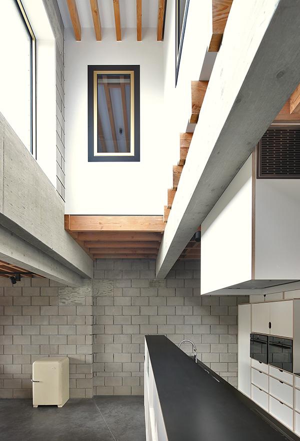House A Kavel Houses 2009 – 2013,Architecten de Vylder Vinck Taillieu photo by Filip Dujardin