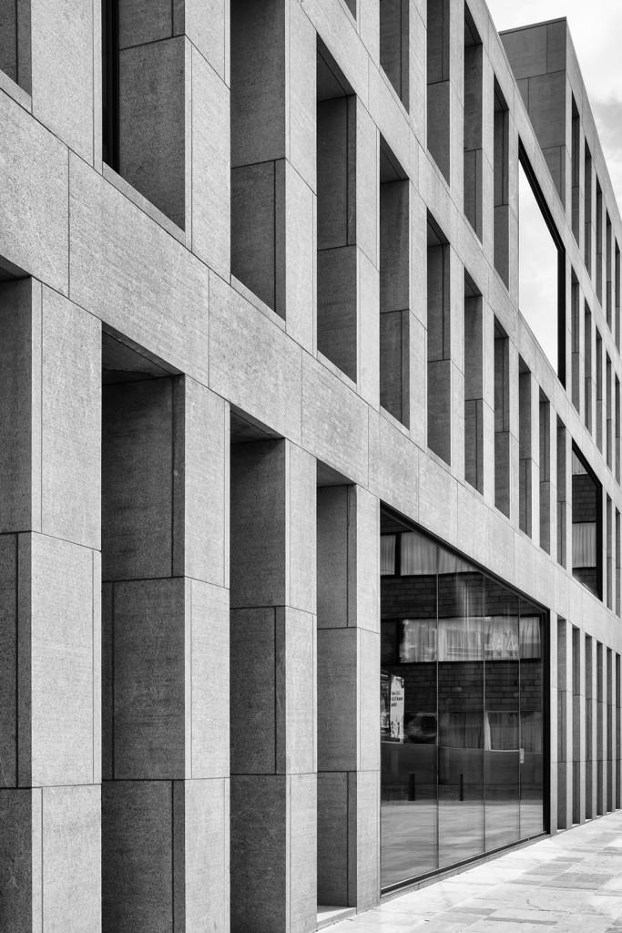 Vincent Van Duysen Architects: Youth Hostel. Antwerp, Belgium. 2004—2011. Photo Koen Van Damme Architectural Photography.