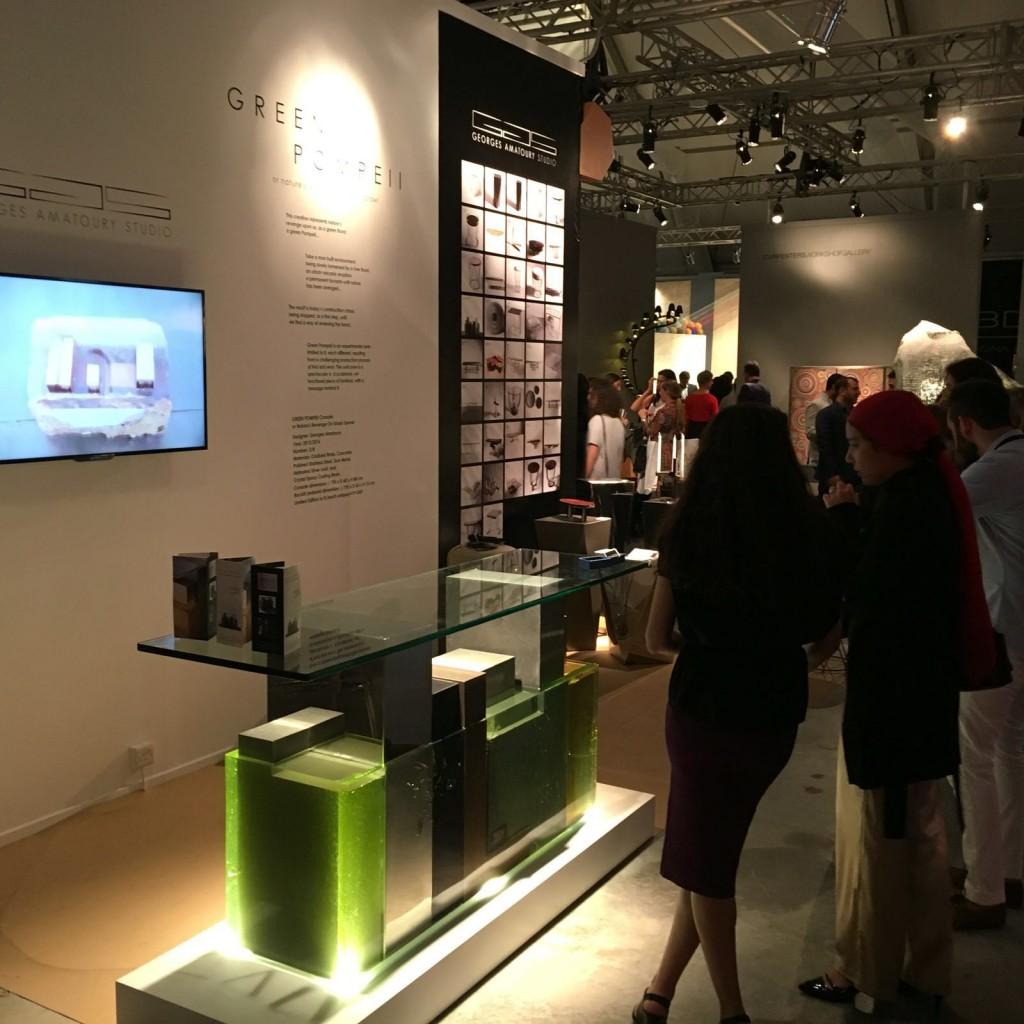Gas Design Day Dubai Booth