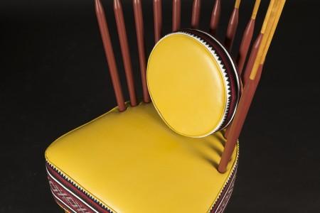 Moza chair by Studio Muju