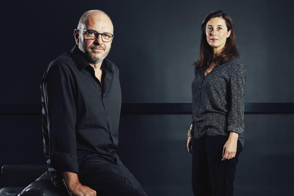 Reda Amalou & Stéphanie Ledoux