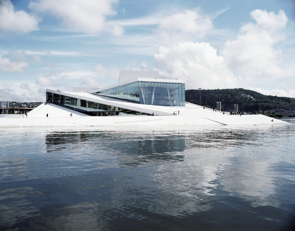 Norwegian National Opera House and Ballet
