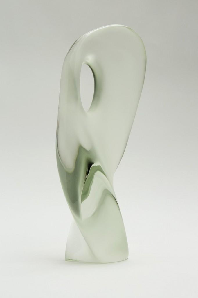 Left Glass by Carlo Brandelli