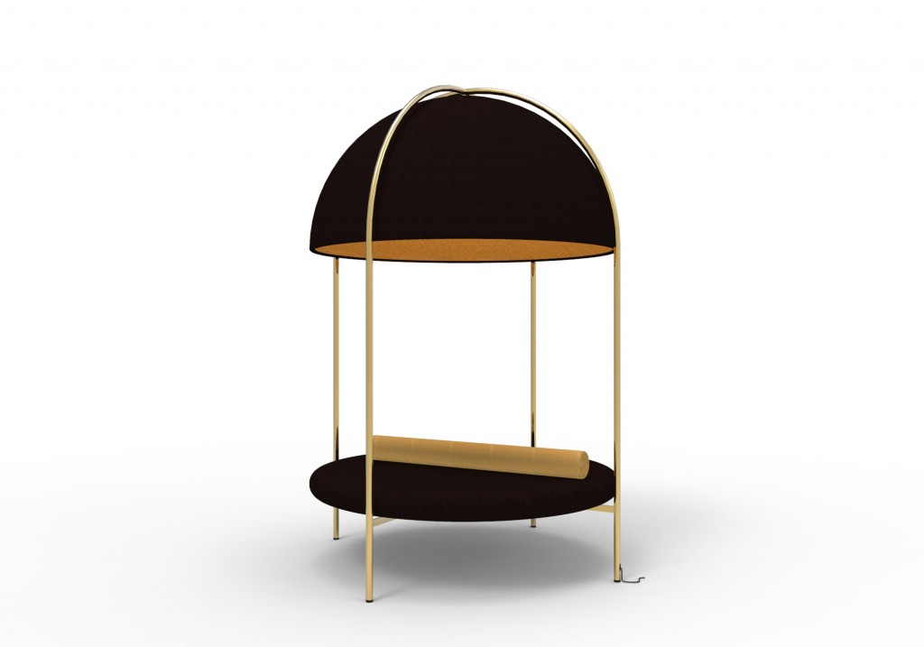"""Vol de Nuit"" seating design by Marc Thorpe for Ligne Roset"
