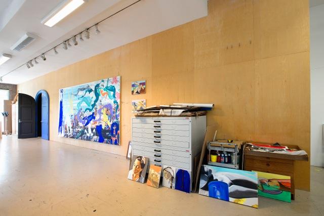 Brooklyn Studio, Photo: Costas Picadas