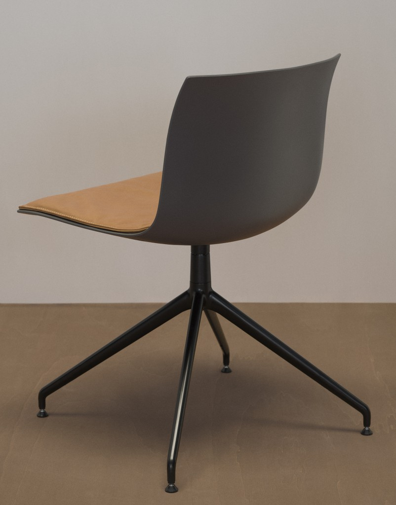 """Catifa 53"" chair by Lievore Altherr Molina for Arper (photo by Dominik Tarabanski, courtesy Arper)"
