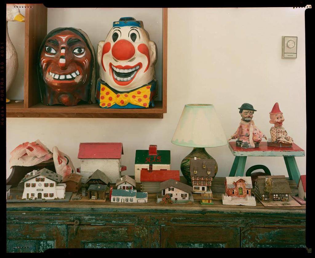 Dennis Oppenheim home