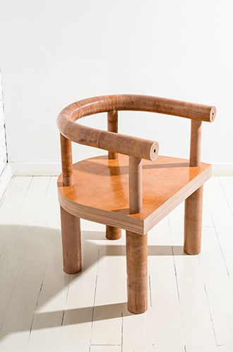Stacked Chair