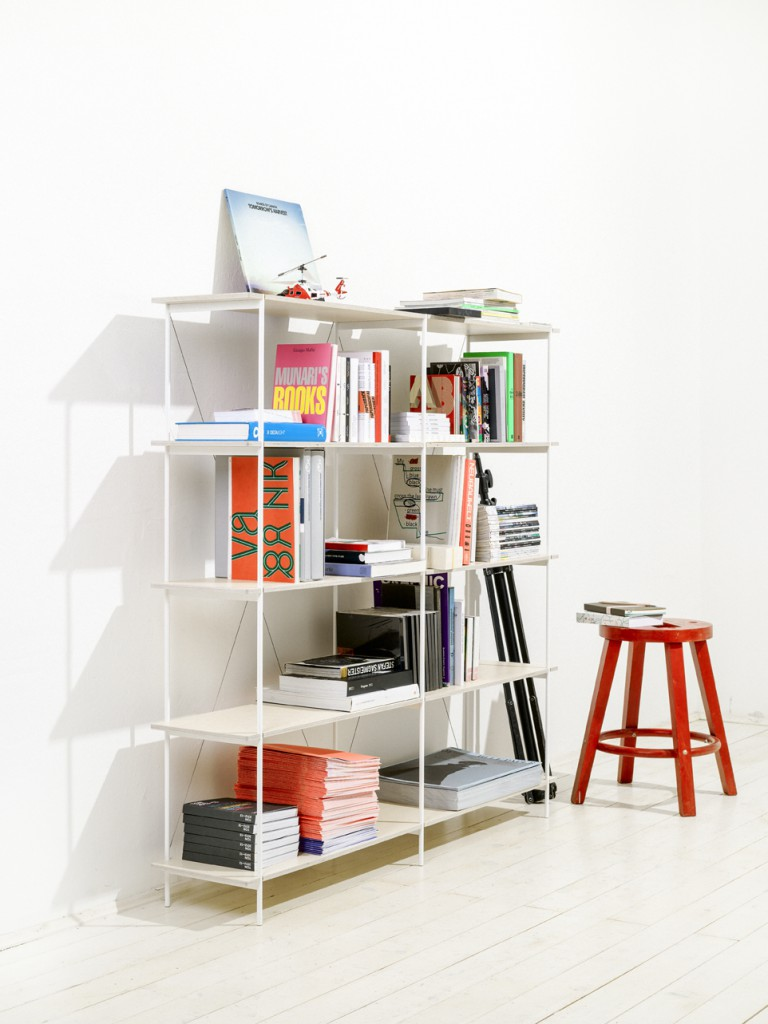 Shelf One by Tomáš Varga for Master & Master (photo courtesy Master & Master)