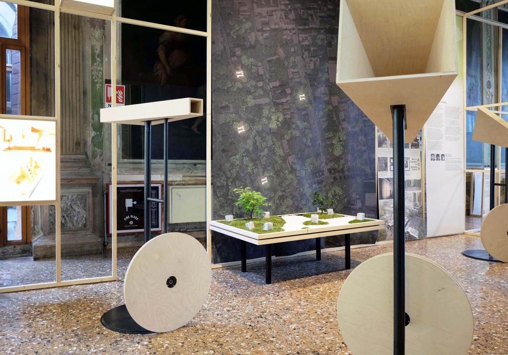 """""""Across Chinese Cities –China House Vision"""" – """"Bike House"""" by Chang Yungho, Atelier FCJZ, and MUJI"""